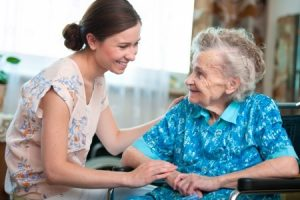 at home senior care
