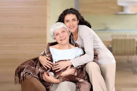 senior care at home