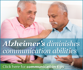 Alzheimer's communication