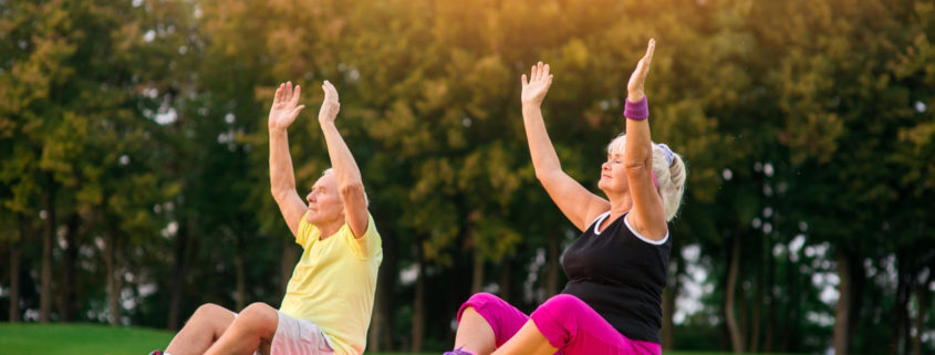 best exercises for seniors - companion care in phoenix