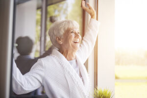 senior-woman-enjoying-outdoors