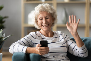 Teaching Technology to Seniors